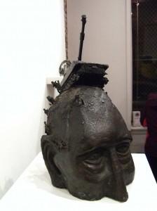 Salvatore Cerceo's Warhead. Photo by Roman Blazic
