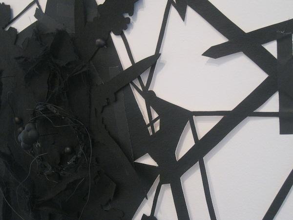 Haystack, detail