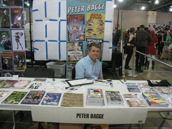 4.Peter Bagge