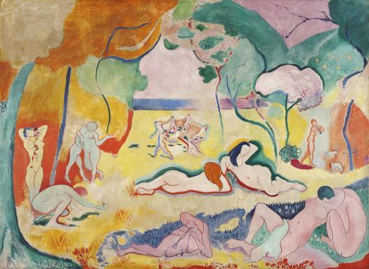 Henri Matisse 'Joy of Life' (1905-06) Barnes Foundation