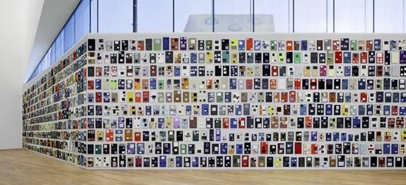 Installation of books