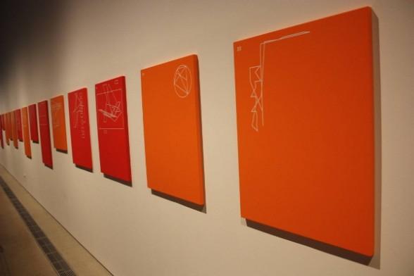 Series of paintings