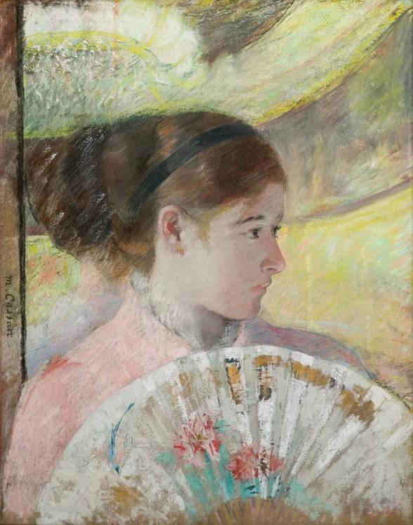 Mary Cassatt painting