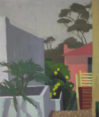Celia Reisman, Stairs. Photo courtesy of the artist.
