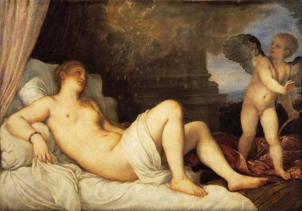 "Titian's ""Danae"""