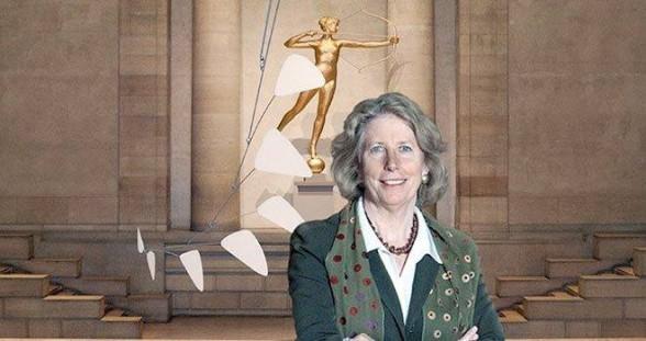 Gail Harrity, PMA President and CEO. Photo: Philadelphia Museum of Art.