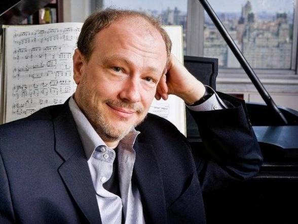 Piano soloist Marc-Andre Hamelin. Photo courtesy of Fran Kaufman.