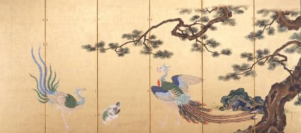 Panel painting