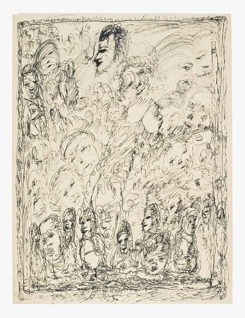 Untitled, by Agatha Wojciechowsky. Photo courtesy of Fleisher/Ollman Gallery.