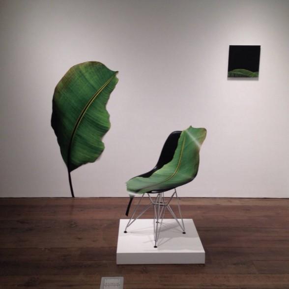 Leaf seat