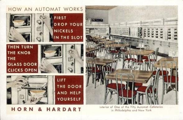 Automat instructional