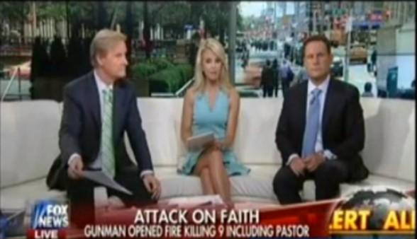Fox News team