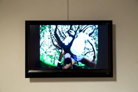 Ilana Harris-Babou video Interface Fjord Gallery