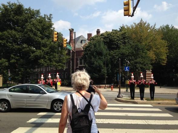 Ann-Marie Lequesne Fanfare Philadelphia