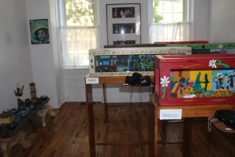Nora Litz installation view