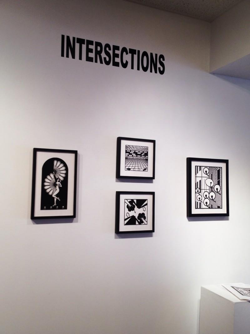 Joe Boruchow Paradigm Gallery