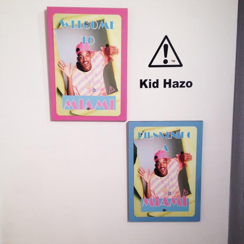 Kid Hazo Paradigm Gallery