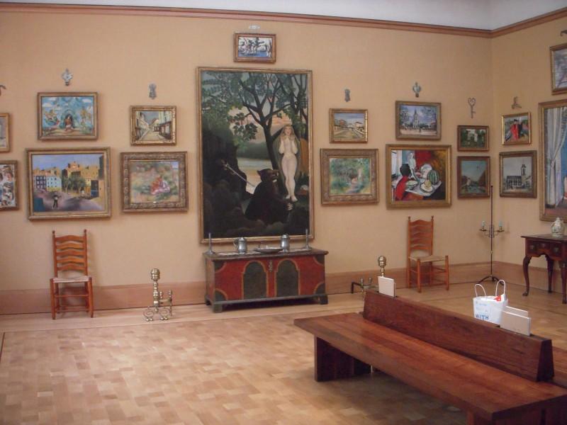 Barnes Foundation Gallery