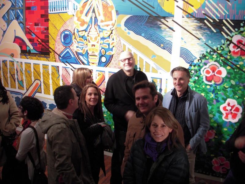 Artblog Art Safari at Space 1026 in 2013