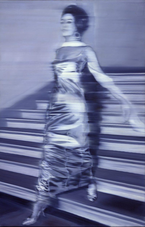 gerhard richter woman descending the staircase pma international pop