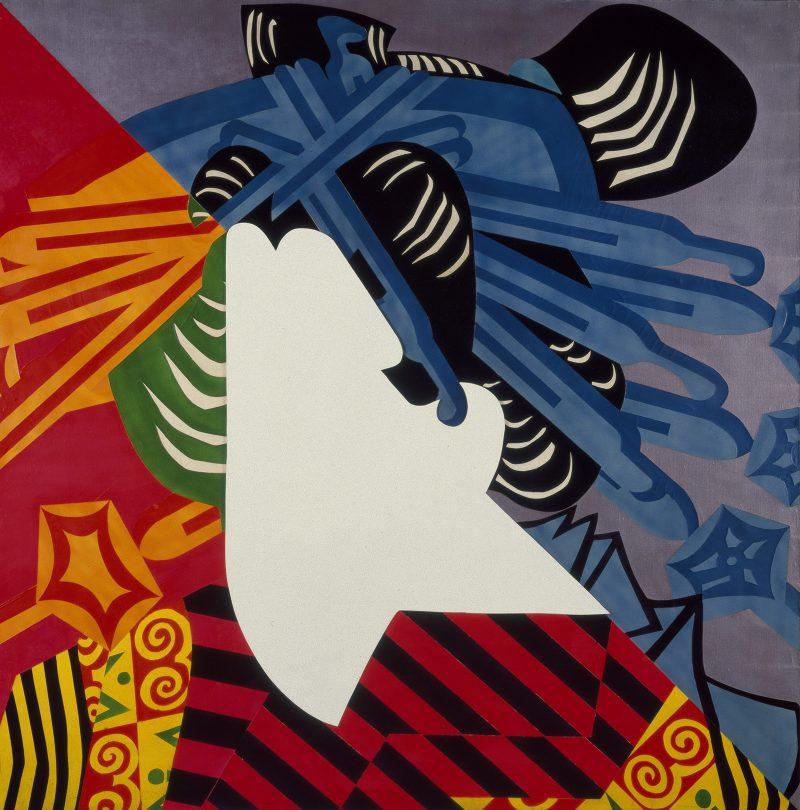 ushio shinohara oiran painting pma international pop
