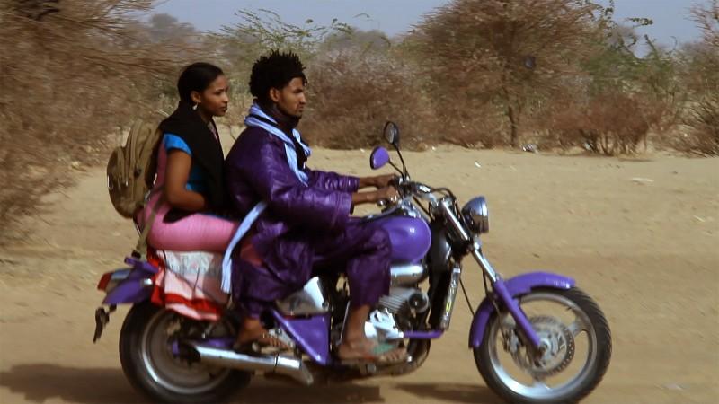 Akounak Tedalat Taha Tazoughai purple rain film