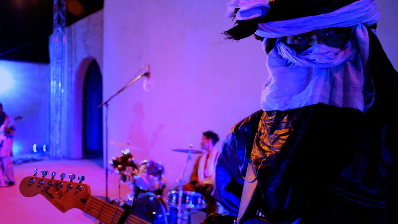 Artblog The Guitar Reigns Supreme In Nigerien Purple Rain