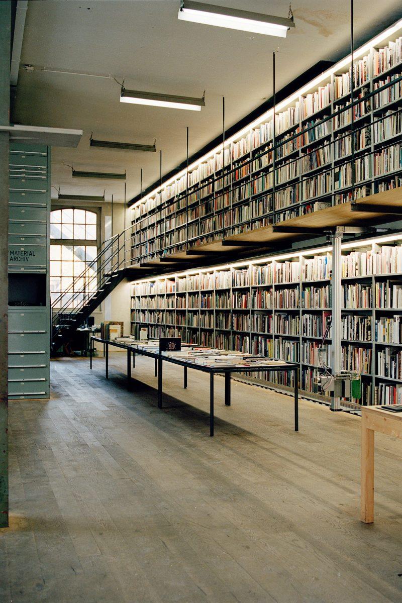 sitterwerk st. gallen library