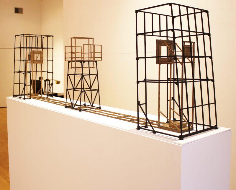 Scott Kip Past Present Future - Installation View