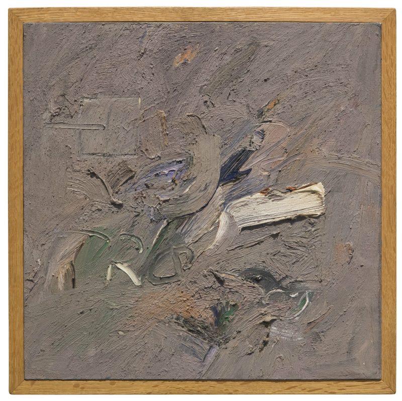 robert irwin untitled 1959 painting