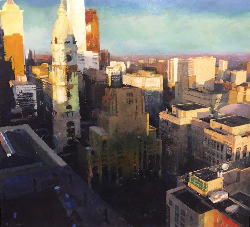 IMAGE-Dale O. Roberts 'Urban Gold'