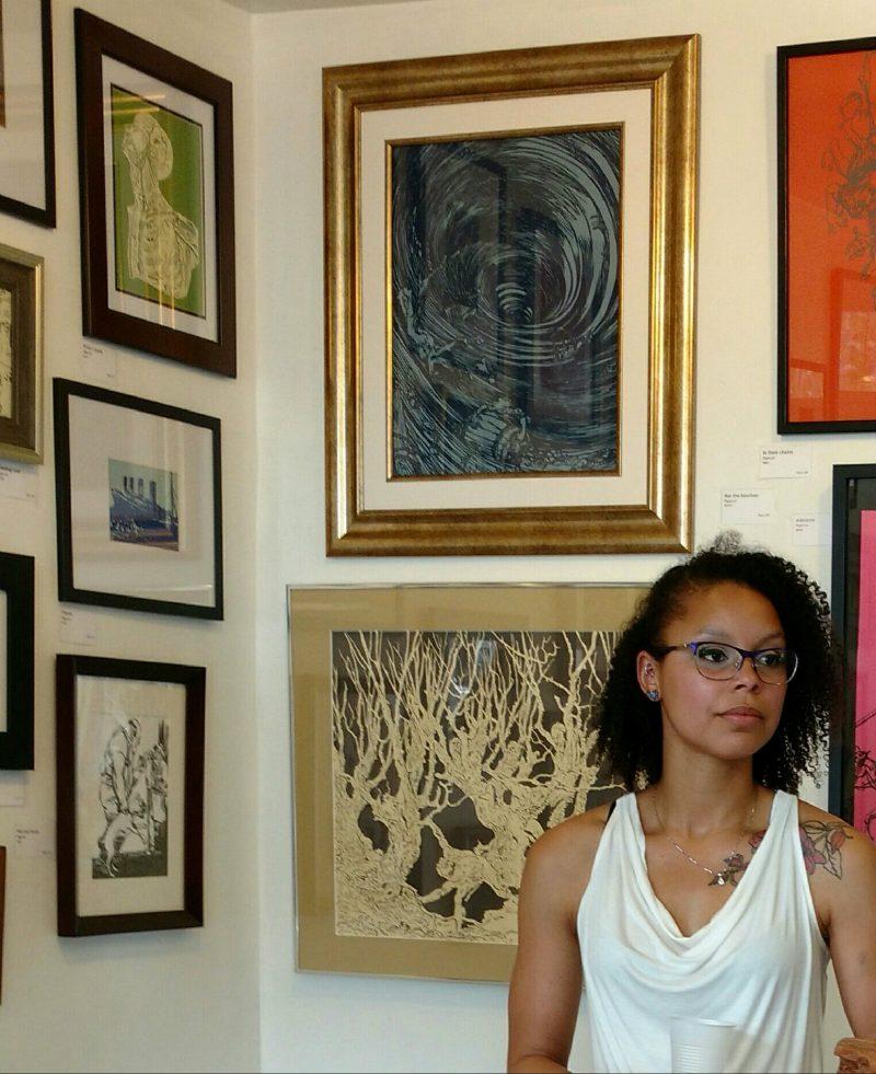 Rosa Leff Boston Street Gallery