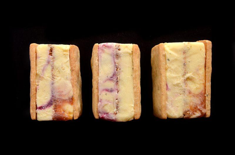 ice cream sandwiches by weckerleys