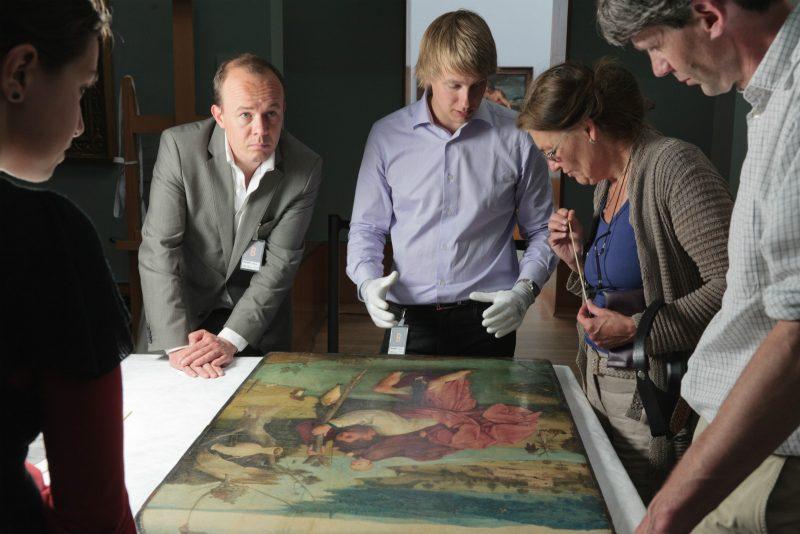 Matthijs Ilsink Museum Boijmans Van Beuningen Hieronymus Bosch