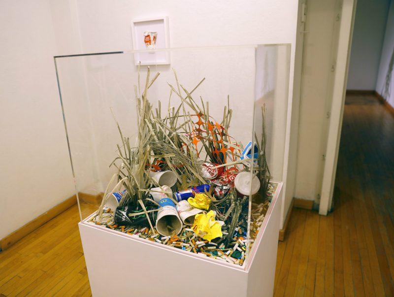 Brian Richmond's diorama. Image courtesy of the artist.