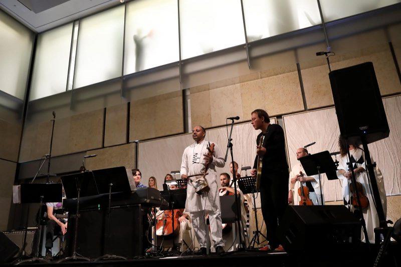 Room 21 Barnes Foundation performance