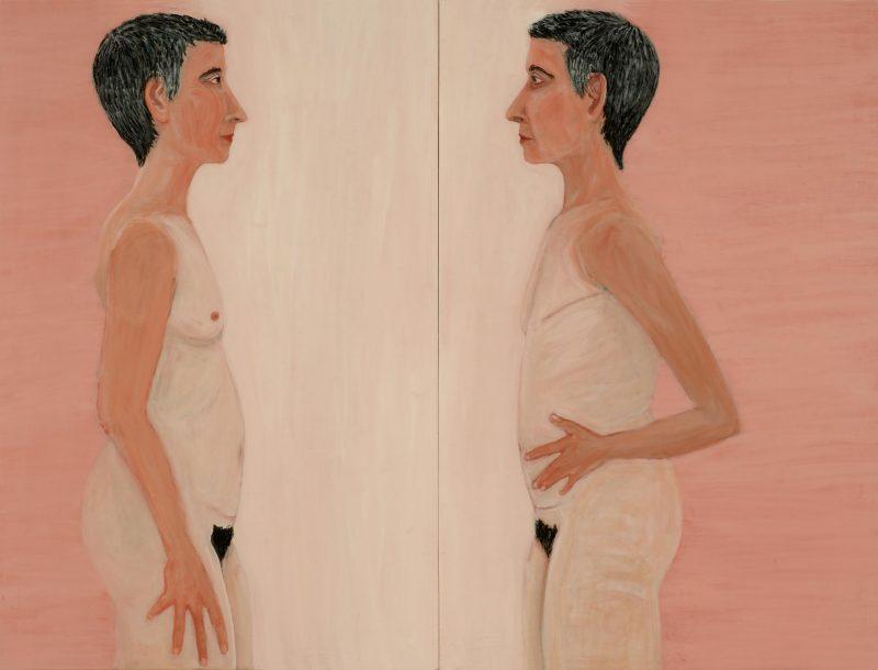 Sarah McEneaney painting