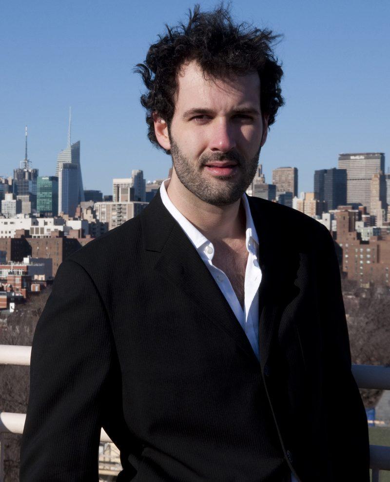 Raphael Fusco, composer of Alternate Routes.