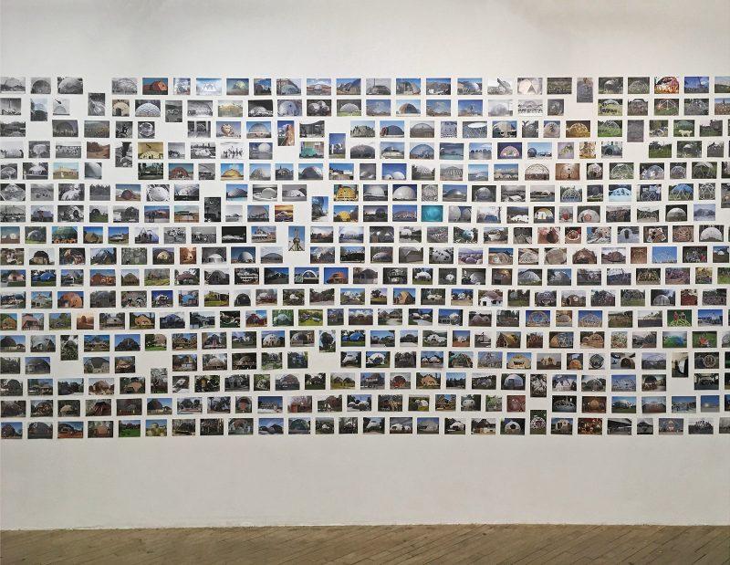 """Call Me Trim Tab,"" Digital chromogenic prints (2016). Courtesy of the artist."