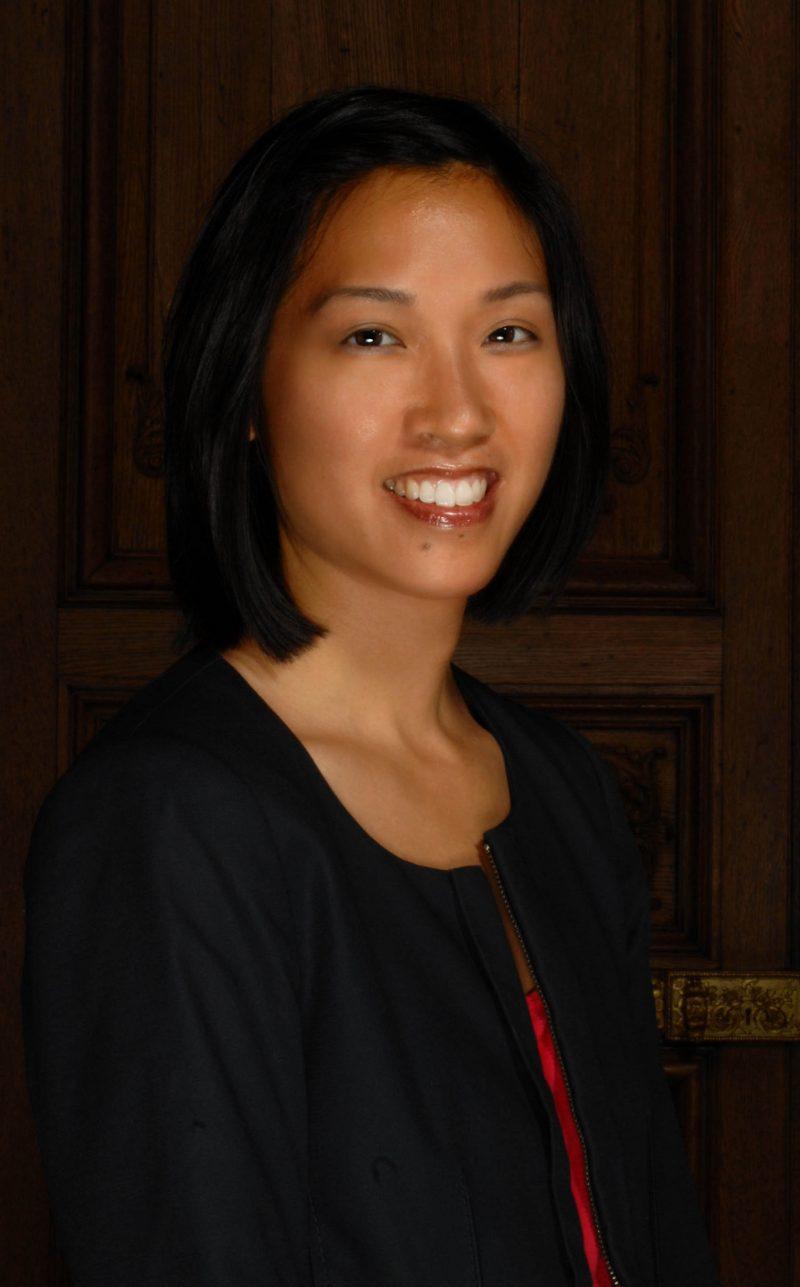 Cindy Kang. Photo by Nita Lee Roberts
