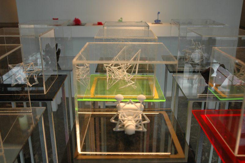 Tyler Kline Neo Cortex Endosomes Sculpture