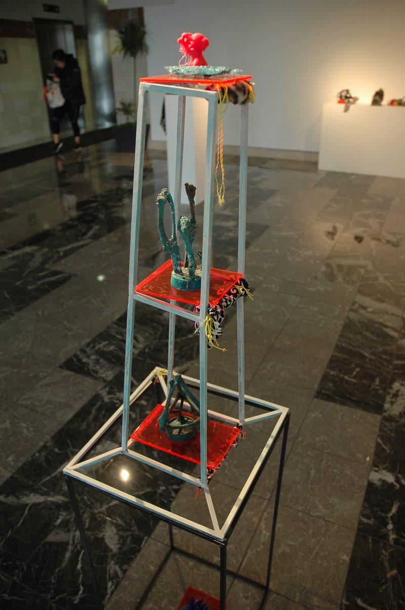 Tyler Kline III Sculpture