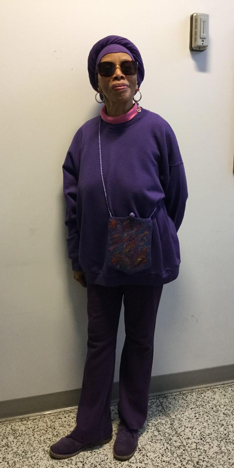 Betty Leacraft fiber artist