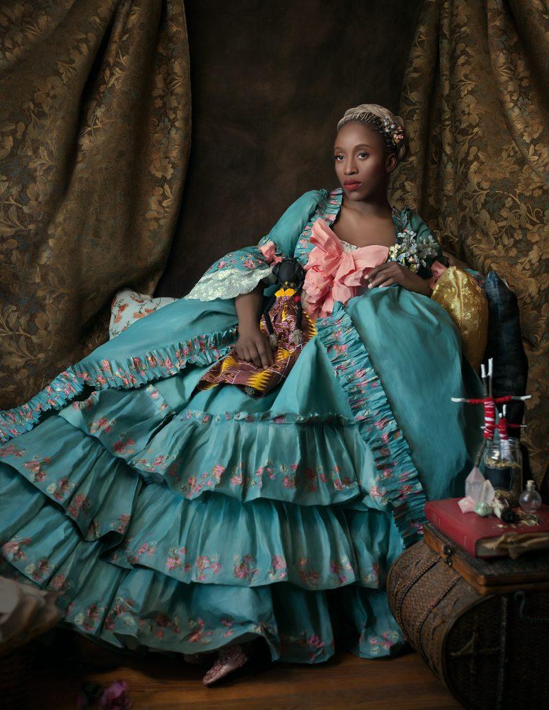 Fabiola Jean-Louis, Marie-Antoinette Is Dead