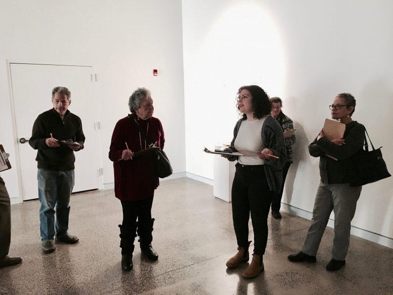 Artblog workshop at Taller Puertorriqueño