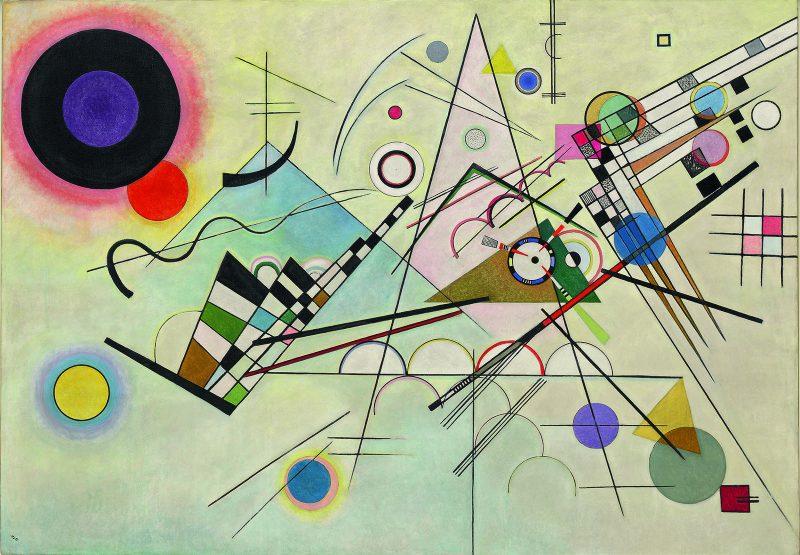 Vasily Kandinsky Composition 8 Guggenheim