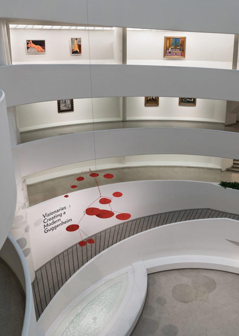Visionaries Guggenheim