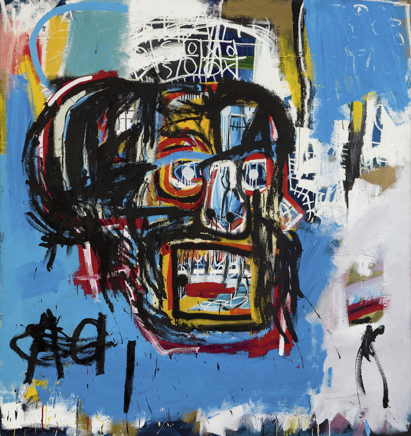Basquiat Untitled (1982)
