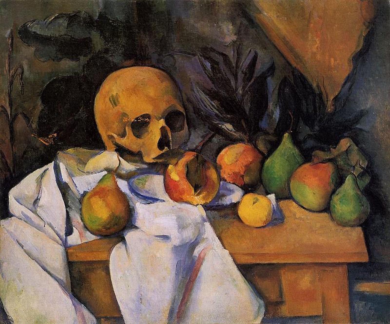 Paul Cezanne Still Life