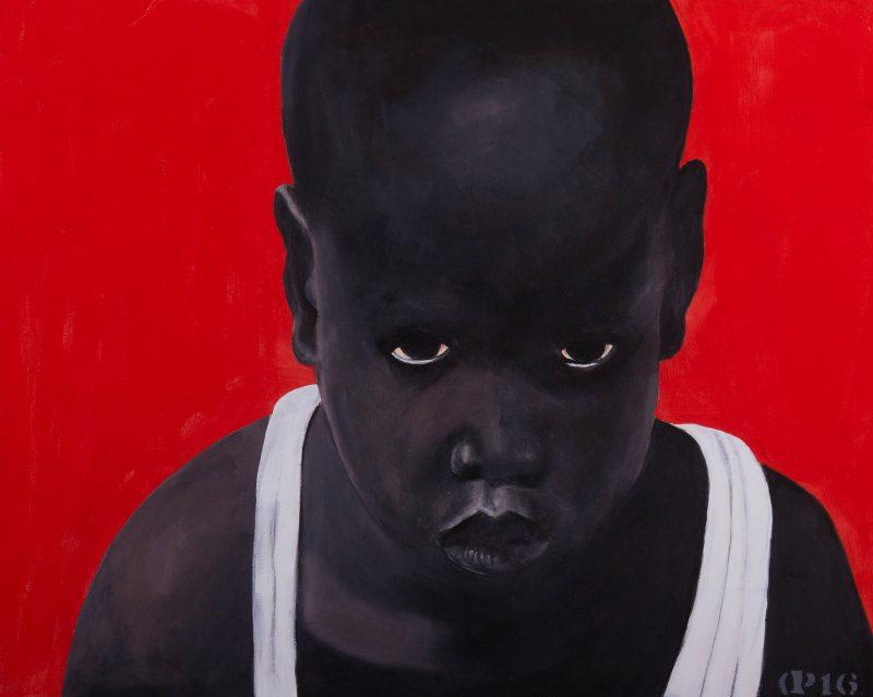Oscar Page, Jr. Refugee Woodmere Museum